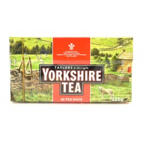 Taylors Yorkshire Tea 40 bags
