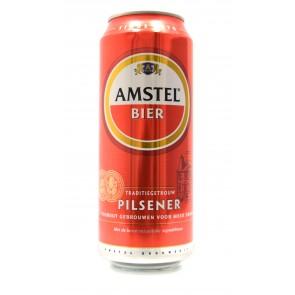 Amstel Pilsener Blik 500ml