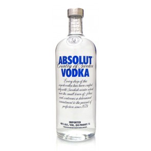 Absolut Vodka 1 Liter