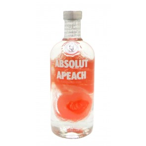 Absolut - APeach Vodka