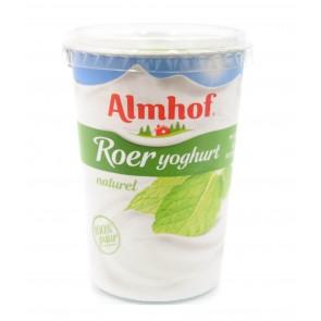 Almhof - Roer yoghurt Naturel 500gr