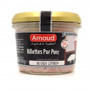 Arnaud - Rillettes Pur Porc