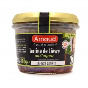 Arnaud - Terrine de Lièvre