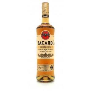 Bacardi - Carta Oro Rum