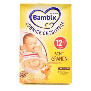 Nutricia Bambix - Zonnige Ontbijtpap +12mnd