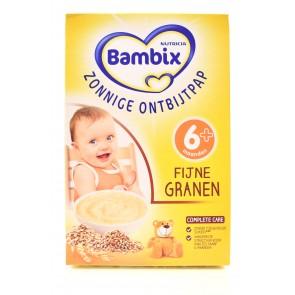 Nutricia Bambix - Zonnige Ontbijtpap +6mnd