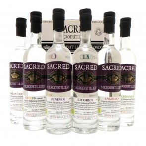 Sacred - Open Sauce Gin Blending Kit