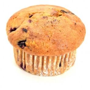 American Muffin Bosbessen
