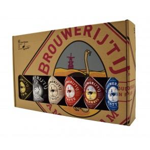 Brouwerij 't IJ - Bier Geschenkdoos 6 flessen