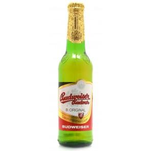 Budweiser - Budvar B:Orginal 330ml 5%