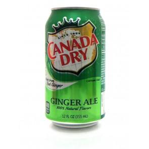 Canada Dry - Ginger Ale Blik