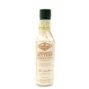 Fee Brothers - Cardamom Bitters Boker's Style 8.41%