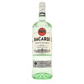 Bacardi - Carta Blanca 1 Liter