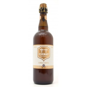 Chimay - Trappist Cinq Cents Triple 8% 75cl