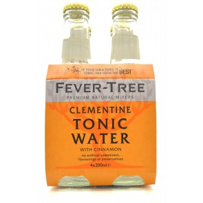 Fever-Tree - Clementine Tonic Water 4x200ml