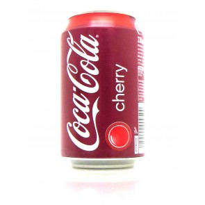 Coca Cola - Cherry Blik