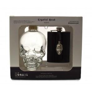 Crystal Head - Vodka Heupfles Giftpack