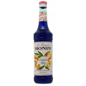 Le Sirop de Monin Curacao Bleu Siroop