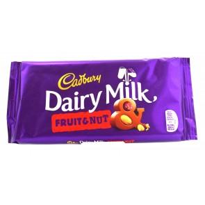 Cadbury Dairy Milk - Fruit & Nut