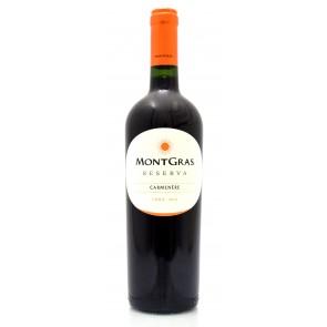 MontGras - Carmenere Reserva 75cl