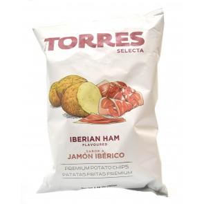 Torres Chips Selecta - Iberian Ham