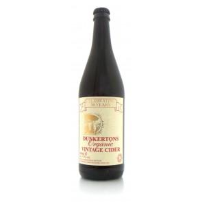 Dunkertons - Organic Vintage Cider 2013