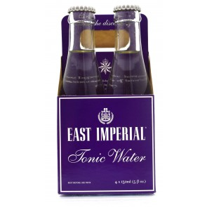 East Imperial - Old World Tonic Water 4pk