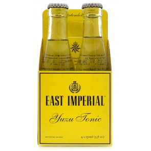 East Imperial - Yuzu Tonic Water 4pk