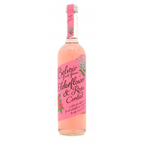 Belvoir Elderflower Rose