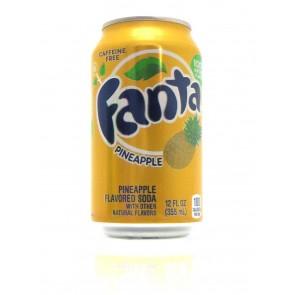 Fanta - Pineapple Blik