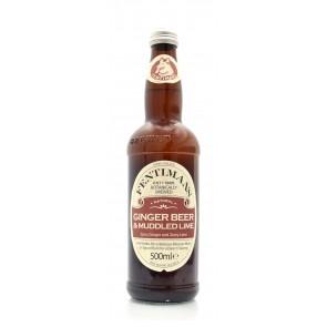Fentimans - Ginger Beer & Muddled Lime 500ml