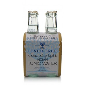 Fever Tree - Indian Tonic Light 4x200ml