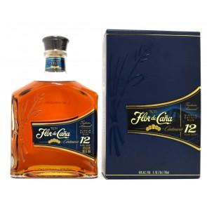 Flor de Cana - Centenario Single Estate Rum 12 Years