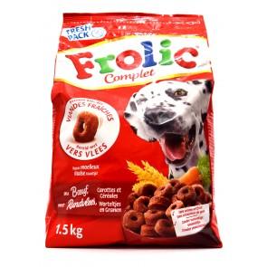 Frolic Complet Hondenbrokken met rundvlees