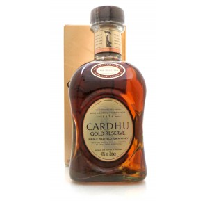 Cardhu - Gold Reserve Single Malt Scotch Whisky