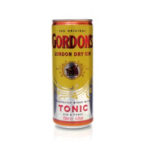Gordon's Mix Gin & Tonic