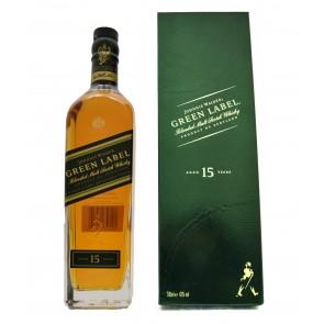 Johnnie Walker - Green Label 15Y