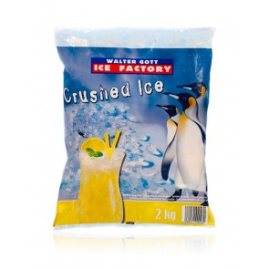Ice Factory - Crushed ijs