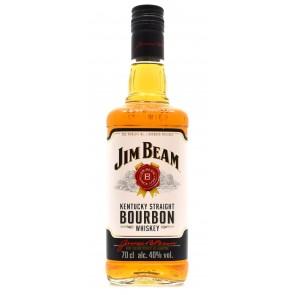Jim Beam - Kentucky Straight Bourbon Whiskey 70cl