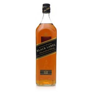 Johnnie Walker - Black Label Liter