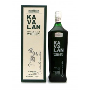 Kavalan - Single Malt Concertmaster  Port Cask Finish