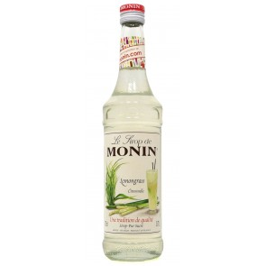 Le Sirop de Monin Lemongrass Citroengras Siroop