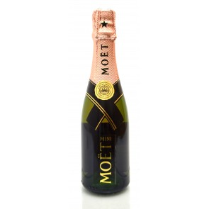 Moët & Chandon - Mini Moët Rosé Imperial Piccolo Festival Edition