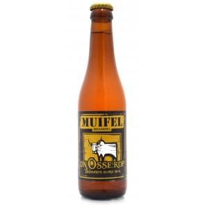 Muifelbrouwerij - Dn Ossekop Brabants Blond Bier 7.5%