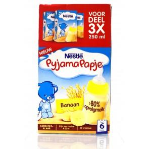Nestlé - Pyamapapje banaan gebruiksklaar flessenpap