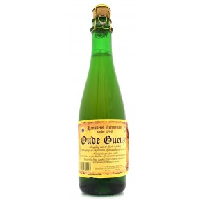 Hanssens Artisanaal - Oude Gueuze Lambic  6% 375ml