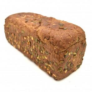 Haarlems Volkoren Pompoen Brood