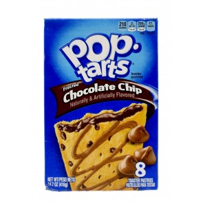 Pop-Tarts Frosted Chocolate Chip