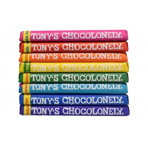 Tony's Chocolonely Pride Collection