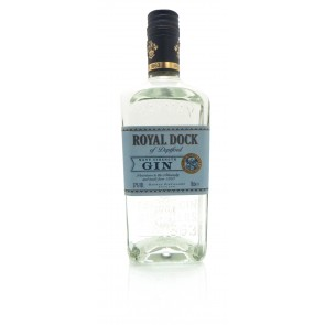 Hayman's - Royal Dock of Deptford Navy Strenght Gin